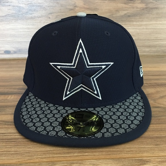 Dallas Cowboys New Era 59FIFTY NFL Fitted Cap Hat 432bfef91481